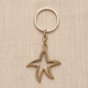 Bronze μπρελόκ αστέρι