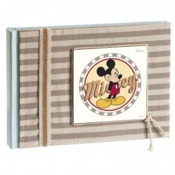 Βιβλίο Ευχών Mickey Retro
