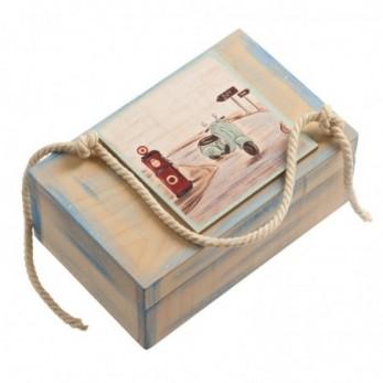 Βέσπα Κουτί μαρτυρικών &...