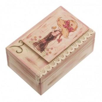 Sarah Key Κουτί μαρτυρικών...
