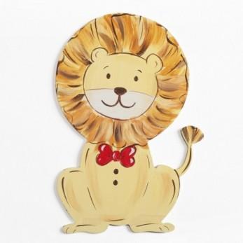 Λιοντάρι Ζωγραφιστή παράσταση