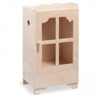 Βιτρίνα αστόλιστο κουτί...