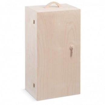 Ντουλάπα αστόλιστο κουτί...