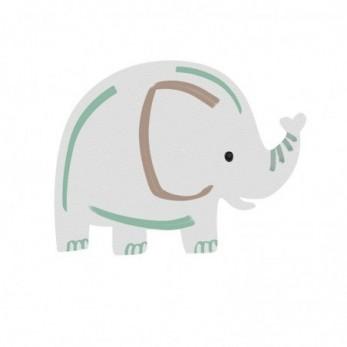 Ελέφαντας Ζωγραφιστή παράσταση