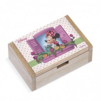 Minnie Λουλούδια Κουτάκι