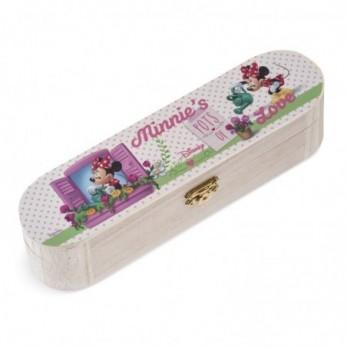 Minnie Λουλούδια Κασετίνα