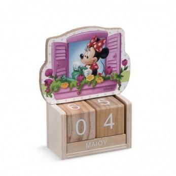 Minnie Λουλούδια Ημερολόγιο