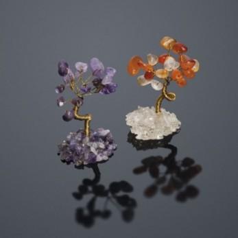 Δεντράκι με πολύτιμες πέτρες