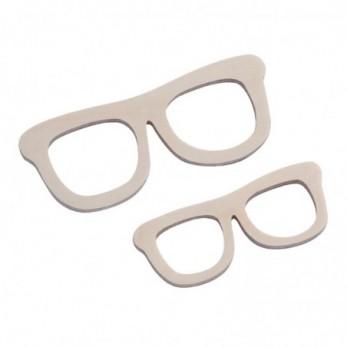 Ξύλινα Γυαλιά φυσικό