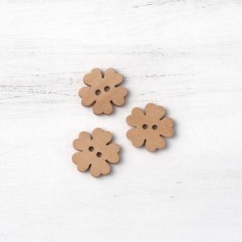 Διακοσμητικό κουμπάκι λουλούδι