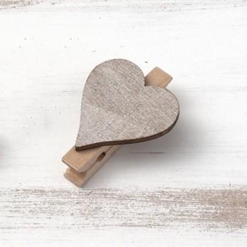 Μανταλάκια καρδιές