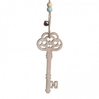 Κρεμαστό ξύλινο κλειδί