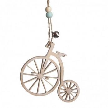 Κρεμαστό ξύλινο ποδήλατο