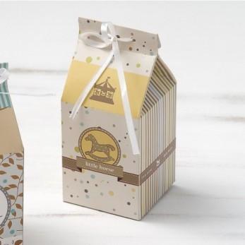 Οικολογικό milkbox καρουζέλ