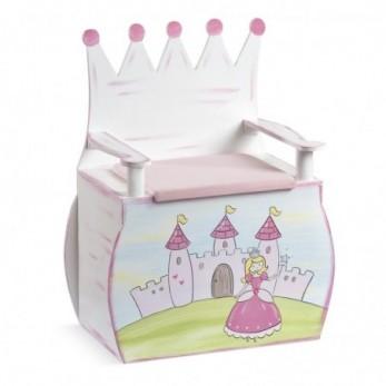 Κουτί Βάπτισης Πριγκίπισσα