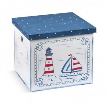 Κουτί Βάπτισης Ναυτικό