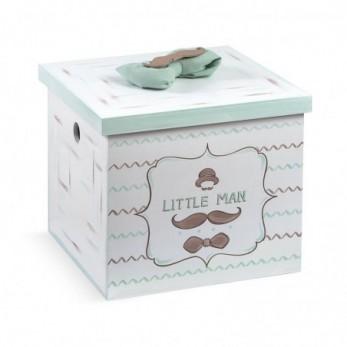 Κουτί Βάπτισης Little Man