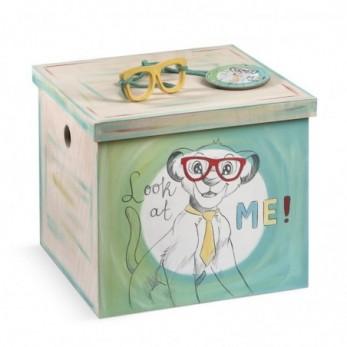 Κουτί Βάπτισης LionKing
