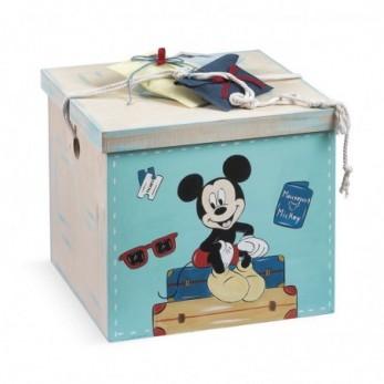 Κουτί Βάπτισης Mickey Travel