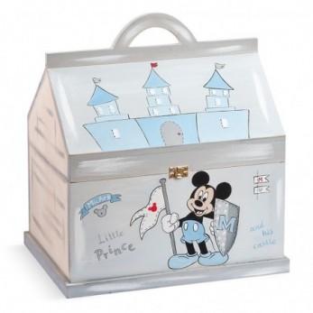 Κουτί Βάπτισης Mickey Prince