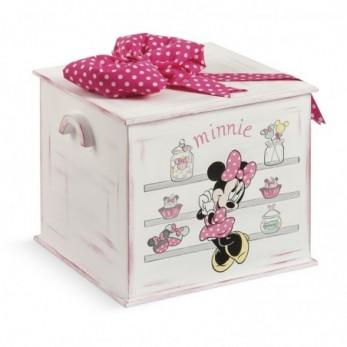 Κουτί Βάπτισης Minnie Café
