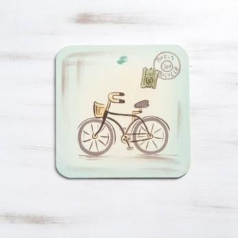 Ποδήλατο ζωγραφιστή παράσταση
