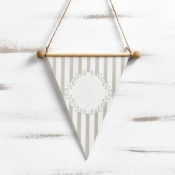 Ξύλινο σημαιάκι