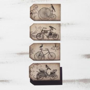Μαγνητάκια με ποδήλατα