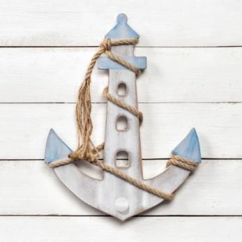 Ξύλινη ναυτική άγκυρα