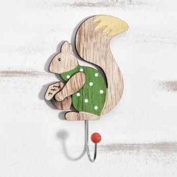 Κρεμάστρα σκίουρος