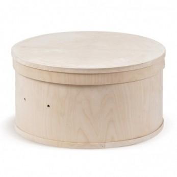 Κουτί βάπτισης οβάλ