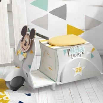 Κουτί Βαπτιστικών Βέσπα Mickey