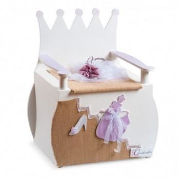 Κουτί Βαπτιστικών Cinderella