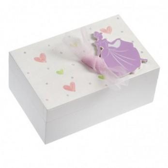Κουτί Μαρτυρικών Cinderella