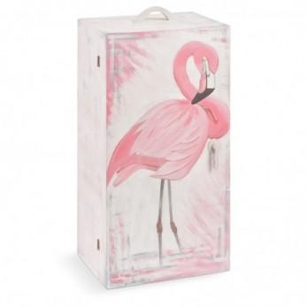 Κουτί Βαπτιστικών Flamingo