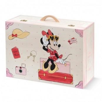 Κουτί Βάπτισης Minnie Travel