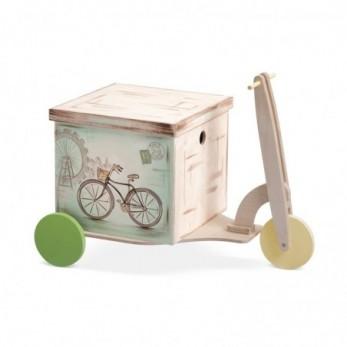 Κουτί Βάπτισης Ποδήλατο με...