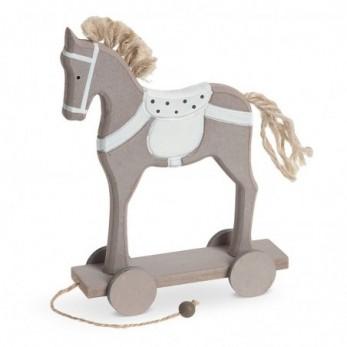 Άλογο με ρόδες