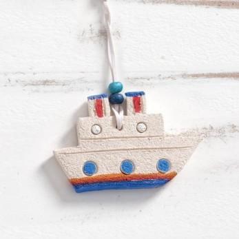 Γύψινο κρεμαστό πλοίο
