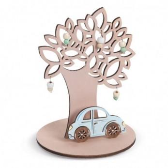 Δέντρο με αυτοκίνητο