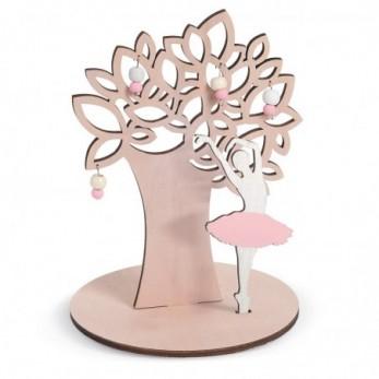 Δέντρο με μπαλαρίνα