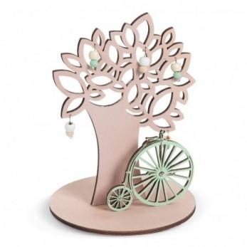 Δέντρο με ποδήλατο