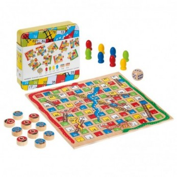 Επιτραπέζιο παιχνίδι φιδάκι...