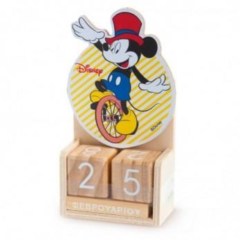 Ημερολόγιο Mickey Carnival