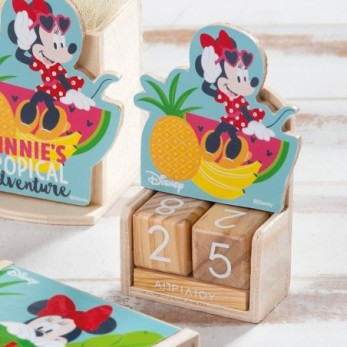 Ημερολόγιο Minnie Tropical