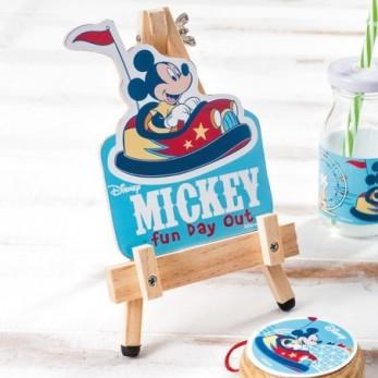 Καδράκι σε καβαλέτο Mickey...