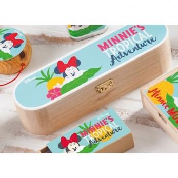 Κασετίνα Minnie Tropical