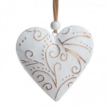 Μεταλλική κρεμαστή καρδιά