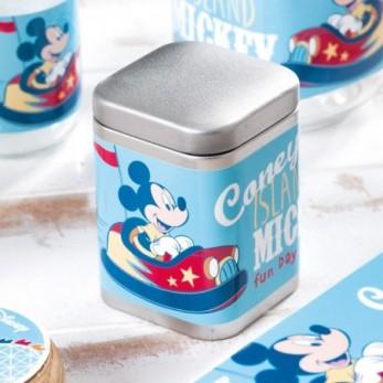 Μεταλλικό κουτί Mickey Fun...
