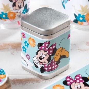 Μεταλλικό κουτί Minnie Bloom